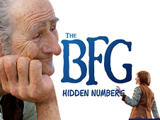 The BFG Hidden Numbers