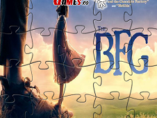 The BFG Jigsaw