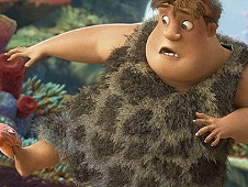 The Croods Find Hidden Letters