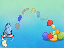 The Elephant And The Balloons