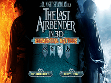 The Last Airbender Elemental Battles