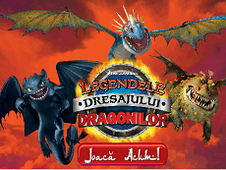 The Legend of Training Dragons