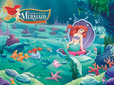 The Little Mermaid Underwater Adventure