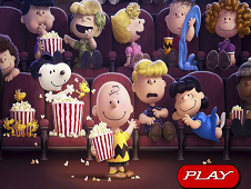 The Peanuts Movie Hidden Spots