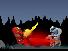 The Battle from the Forest