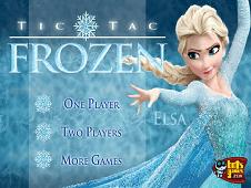 Tic Tac Frozen