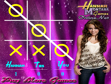Tic Tac Toe with Hannah