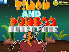 Timon and Pumba Adventure