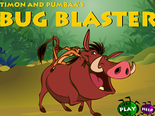 Timon and Pumbas Bug Blaster