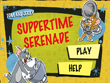 Tom And Jerry Suppertime Serenade
