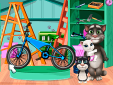 Tom Family Bike Repair