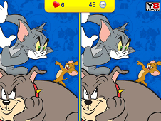 Tom and Jerry 3 Differences