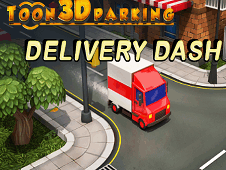 Toon 3D Parking Delivery Dash