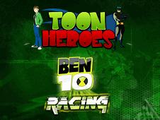 Toon Heroes Ben 10 Racing