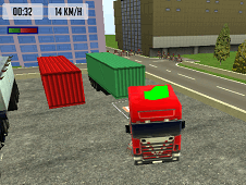 Trailer Trucks 3D