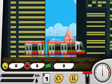 Train Driving Frenzy 2