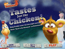 Trastes just like Chicken