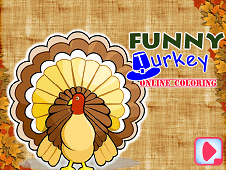 Turkey Coloring