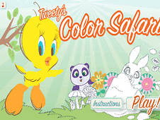 Tweety Color Safari