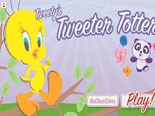 Tweety Tweeter Totter