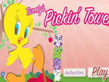 Tweety Picking Tower