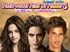 Twilight Series Hollywood Hall Of Fame