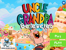 Uncle Grandpa Bejeweled