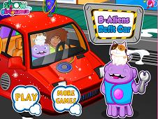 B Aliens Refit Car