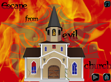 Escape From Evil Church
