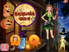 Riley Halloween Dress Up