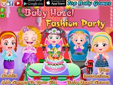Baby Hazel Fashion Party 2