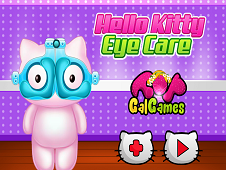 Hello Kitty Eye Care