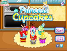 Princess Cupcakes Load