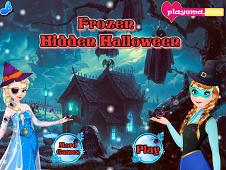 Frozen Hidden Halloween