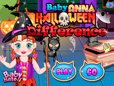 Baby Anna Halloween Difference