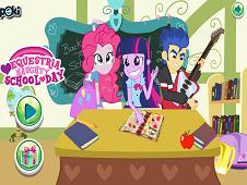 Equestria Naughty School
