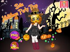 Sofia Halloween Prep
