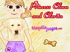 Princess Clara And Clarita