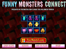 Funny Monsters Connect
