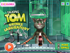 Tom Drinks Laboratory