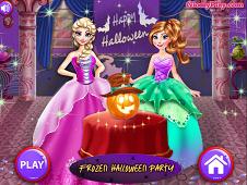 Frozen Halloween Party