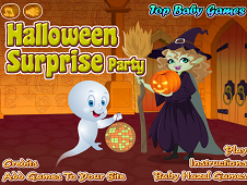 Halloween Surprise Party