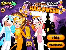 Animal Crew Halloween