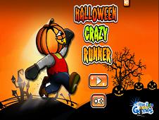 Halloween Crazy Runner