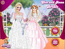 Elsa And Anna Brides
