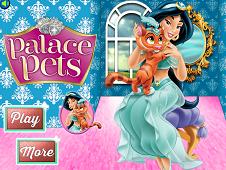 Jasmine Sultan Palace Pets