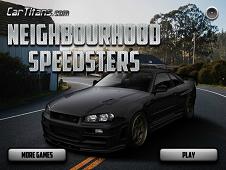 Neighbourhood Speedsters