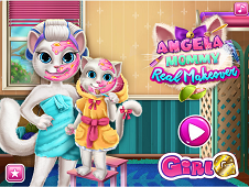 Angela Mommy Real Makeover