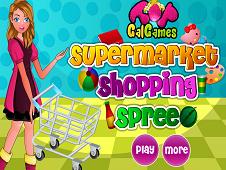 Supermarket Shopping Spree