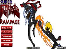 Super Fighter Rampage